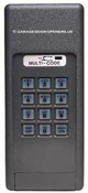Multi-Code Garage Door Opener and Gate Operator Keyless Entry System 4200