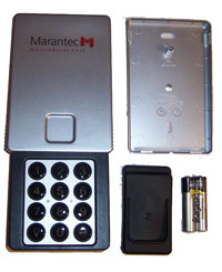 Wireless Keyless Entry System M13-631
