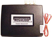 MDR2 Linear MegaCode Garage Door Opener Receiver