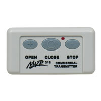 Allstar Garage Door Commercial Transmitter MVP-CP