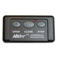 Allstar Commercial Garage Remote Transmitter QC-Classic-OCS
