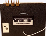 Linear MegaCode Recessed Receiver